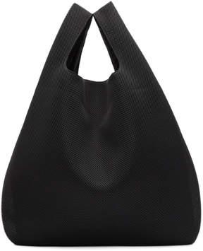 Maison Margiela SSENSE Exclusive Black Mesh Shopping Tote
