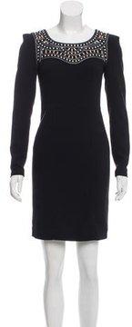 ALICE by Temperley Embellished Shift Dress
