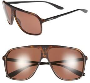 Carrera Men's Eyewear 62Mm Sunglasses - Havana Black/ Dark Brown