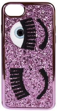 Chiara Ferragni Glitter Iphone 8 Case