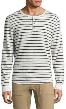 Sol Angeles Vintage Stripe Long-Sleeve Tee