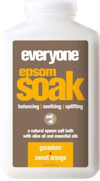 EO Epsom Soak - Geranium + Sweet Orange by 30oz Bath Soak)