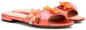 Marc Jacobs Embellished slides