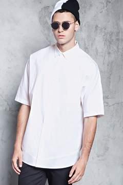 21men 21 MEN Slim-Fit Woven Shirt
