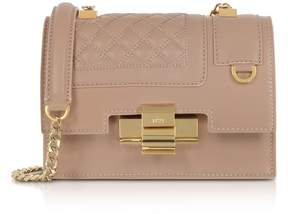 N°21 N.21 N21 Powder Pink Quilted Leather Mini Alice Shoulder Bag