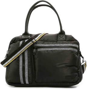 Steve Madden Women's Byama Sparkle Weekender Bag