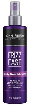 John Frieda Frizz Ease® Daily Nourishment Leave-in Conditioning Spray - 8oz