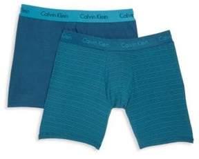 Calvin Klein Underwear Boxer Briefs- Set of 2