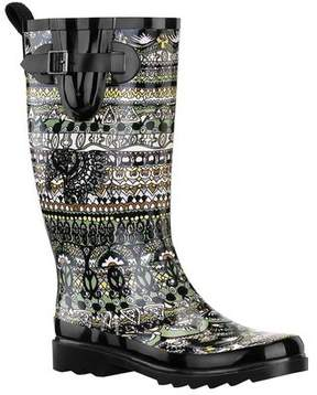 Sakroots Women's Artist Circle Rhythm Rainboot