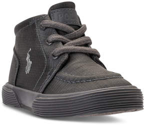 Polo Ralph Lauren Toddler Boys' Faxon Ii Mid Casual Sneakers from Finish Line
