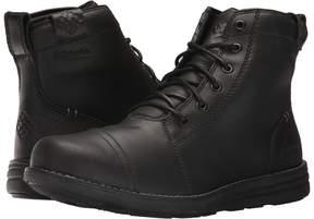Columbia Irvington 6 LTR Boot WP Men's Shoes