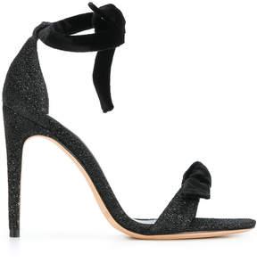 Alexandre Birman bow tied heeled sandals