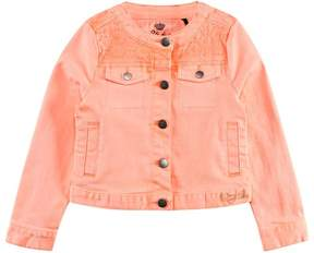Ikks Coral Denim Jacket