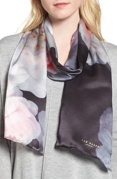 Ted Baker Women's Chelsea Silk Skinny Scarf