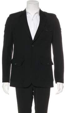 Balenciaga Military Wool Jacket