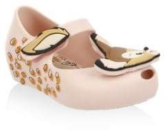 Mini Melissa Toddler's& Girl's Ultra Girl Mary Jane