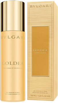 Bvlgari Goldea Bath & Shower Gel, 6.7 oz