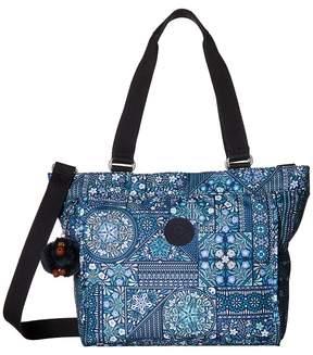 Kipling New Shopper S Bags - DIZZY DARLING BLUE - STYLE