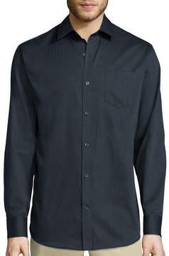 Claiborne Long-Sleeve Woven Shirt