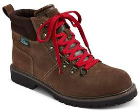 Woolrich Men's Dylan Water Resistant Suede Boots - Tin Pan