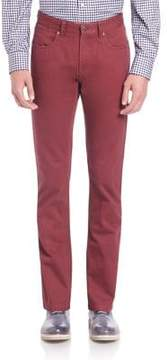 Saks Fifth Avenue COLLECTION Sulfur Dyed Cotton Pants