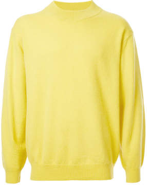 H Beauty&Youth crew neck sweater