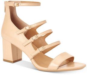 Calvin Klein Women's Caz Strappy Sandals Women's Shoes