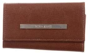 Nina Ricci Leather Key Pouch