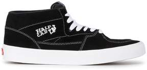 Vans black half cab sneakers