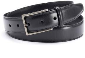 Dockers Men's Feather-Edge Stitched Leather Belt