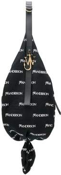J.W.Anderson logo maxi knot hobo bag