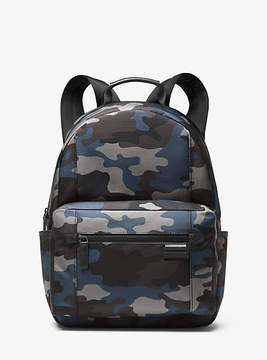 Michael Kors Travis Camouflage Nylon Backpack