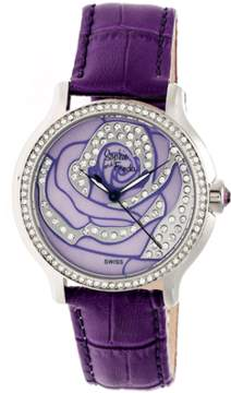 Mother of Pearl Sophie And Freda Monaco Mother-of-pearl Swiss Watch.