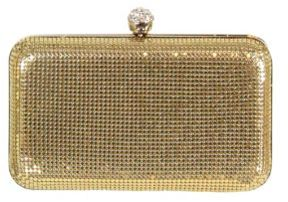 Badgley Mischka Minaud Clutch