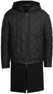 Neil Barrett Layered Quilted Jacket
