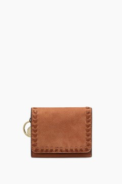 Rebecca Minkoff Mini Vanity Wallet - SILVER - STYLE