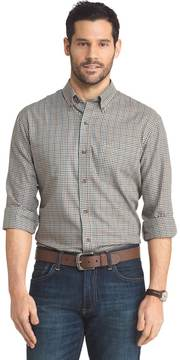 Arrow Big & Tall Heritage Regular-Fit Plaid Button-Down Shirt