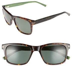 Ted Baker Men's 55Mm Sunglasses - Tortoise