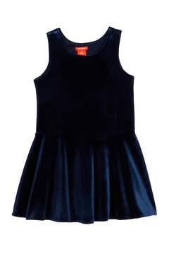 Joe Fresh Velvet Dress (Big Girls)