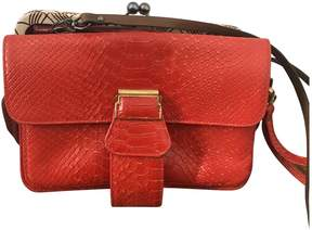 Jamin Puech Red Leather Handbag