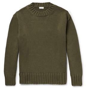 Dries Van Noten Cotton-Blend Sweater