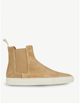 Common Projects Chelsea trek suede boots
