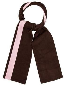 Jack Spade Striped Wool Stole