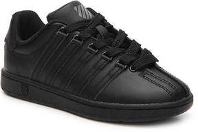 K-Swiss Boys Classic Toddler & Youth Sneaker