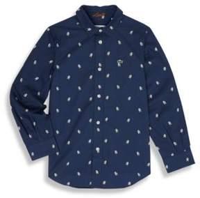 Lacoste Toddler's, Little Boy's & Boy's Cotton Shirt