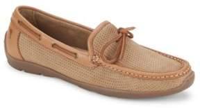 Tommy Bahama Odinn Leather Loafers