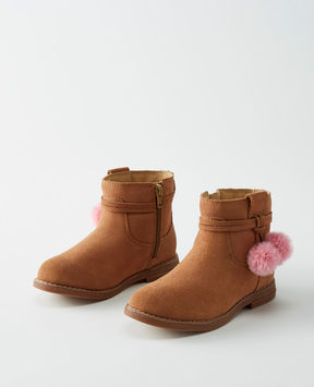 Hanna Andersson Runa Ankle Boots By Hanna