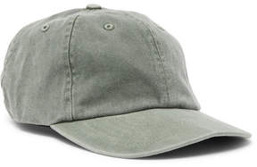 J.Crew Garment-Dyed Cotton-Twill Baseball Cap