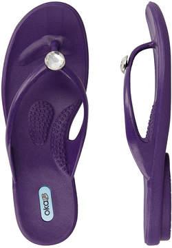 OKA b. Grape Sydney Flip-Flop - Women