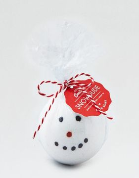 American Eagle Outfitters Feeling Smitten Snow Dude Bath Bomb